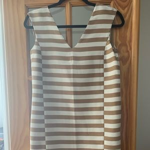 Sisley striped dress